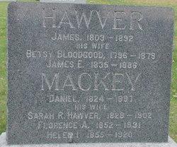 Sarah R. <I>Hawver</I> Mackey