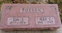 Ida Jane <I>Goodfellow</I> Posson