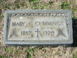 Mary Ellen Cummings
