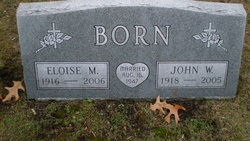 John Winslow Born