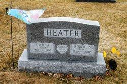 """Beryl Ann """"Tutty"""" <I>Kunkel</I> Heater"""