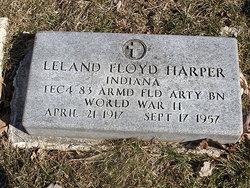 Leland Floyd Harper