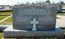 Hilda M <I>Lobpries</I> Berger