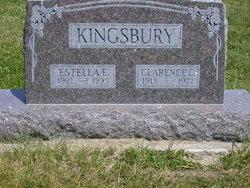 Clarence C Kingsbury
