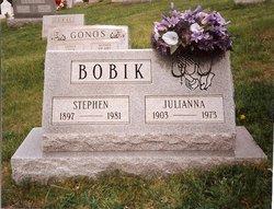 Stephen Bobik, Jr