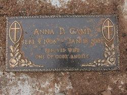 Anna <I>DePalma</I> Camp