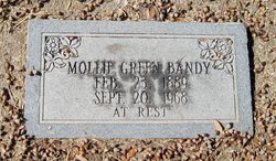 Mollie Green <I>Chambers</I> Bandy