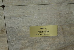 Emily B Anderson