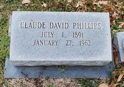 Claude David Phillips, Sr