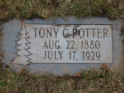 Tony Challis Potter