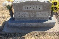 Betty K. <I>Lantz</I> Davis