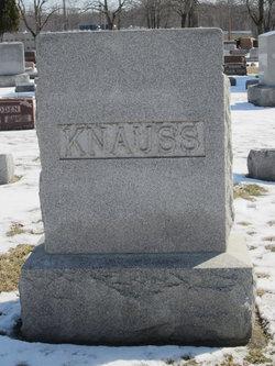 Benjamin F. Knauss