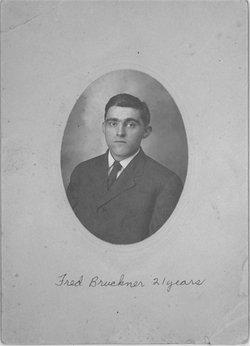 Rev Fred O Bruckner