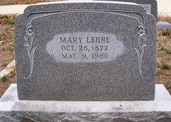 Mary Lehne