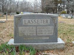 Florence A. <I>Newton</I> Lasseter