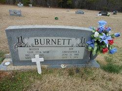 Christopher Shawn Burnett