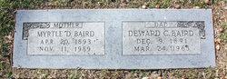 Deward Clayton Baird, Sr