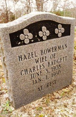 Hazel <I>Bowerman</I> Badgett