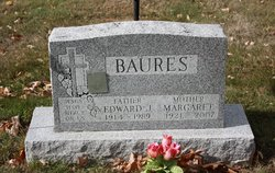 Margaret Laura <I>Beckman</I> Baures