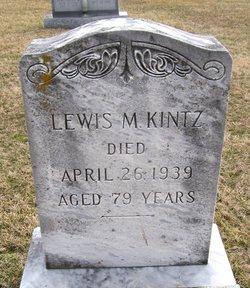 Lewis Matthew Kintz