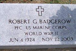 Robert G. Badgerow