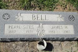 Rosa Pearl <I>Sites</I> Bell