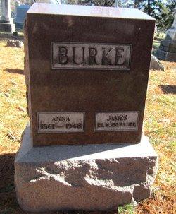 Anna <I>Stanton</I> Burke