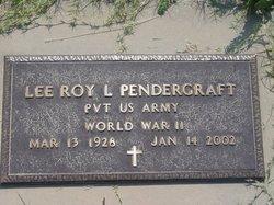 Lee Roy L Pendergraft