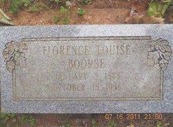 Florence Louise <I>Titus</I> Blockwell Boorse