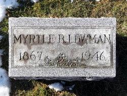 Myrtle B. Lowman