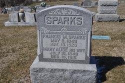 """Mary Alice """"Alice"""" <I>Thomas</I> Sparks"""