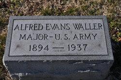Alfred Evans Waller