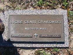 Martha Lucile <I>Glass</I> Grakowsky