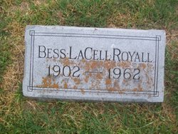 Bess LaCell Royall