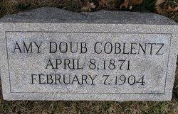 Amy A. <I>Doub</I> Coblentz