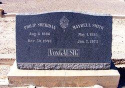 Maybell <I>Smith</I> Von Gausig