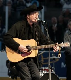 "Tom ""Stompin' Tom"" Connors"