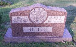 Arline Estella <I>Bright</I> Billig
