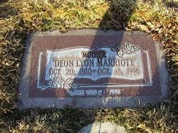 Deon Marriott