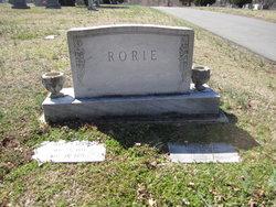 Walter Rorie