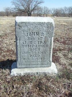 John B Bumgarner