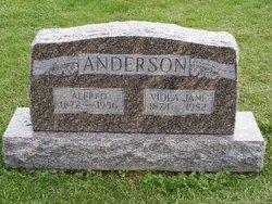 Viola Jane <I>Fore</I> Anderson