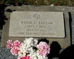 Rosie Helen <I>Henke</I> Ebrom