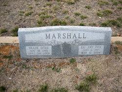 Eu Jay <I>Fox</I> Marshall