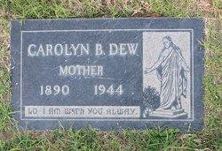 Carolyn Brown <I>Reynolds</I> Dew