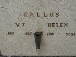 Helen Gertrude <I>Poimbeauf</I> Kallus