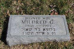 Mildred G Kellert