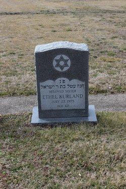 Ethel Kurland