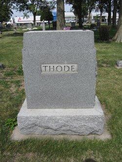 Jacob Detlef Thode