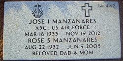 AMN Jose I Manzanares